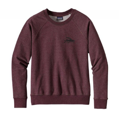 Patagonia Women's Flying Fish Midweight Crew